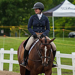 Canadian Grand Prix Showjumper Hunter Equitation Gabrielle Oleski