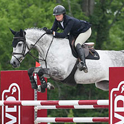 Canadian Grand Prix Showjumper Hunter Equitation Sarah Johnstone